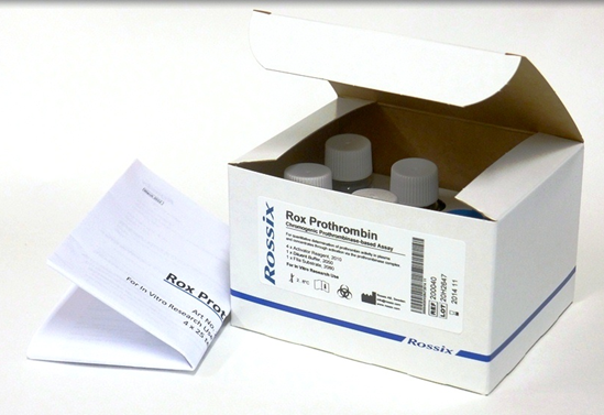 Rossix Rox Prothrombin (Factor II) chromogenic assay kit