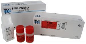 Technoclone Factor VIII FVIII Inhibitor INH Bethesda Units Assay Test Kit