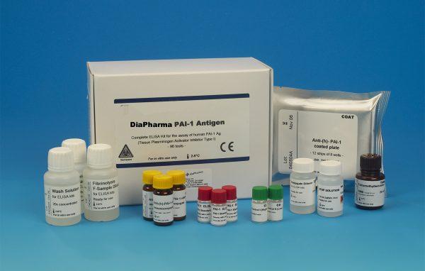 PAI ELISA assay test kit Plasminogen activator inhibitor
