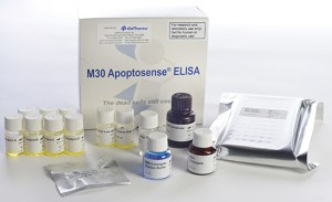 apoptosis necrosis cytokeratin CK18 ELISA assay test kit