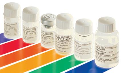 apc resistance v leiden clotting assay test kit