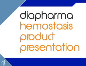 diapharma hemostasis chromogenic clotting elisa assay test kit