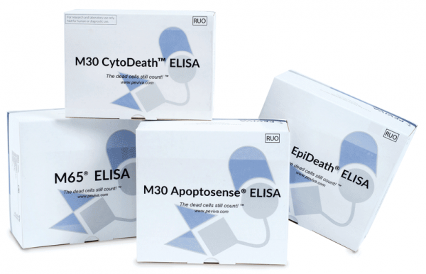 apoptosis necrosis cytokeratin CK18 ELISA assay test kit