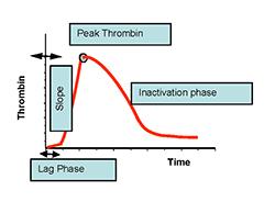 Versatile thrombin generation assay