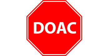 DOAC-Stop remove DOACs from plasma