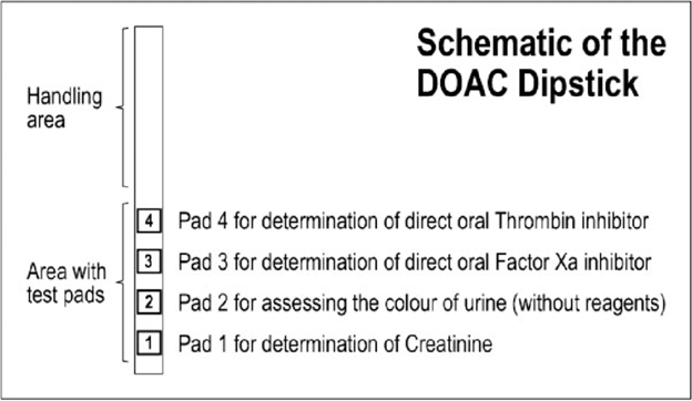 direct oral anticoagulant doac
