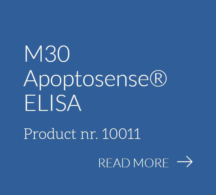 M30 Apoptosense assay measurement test kit