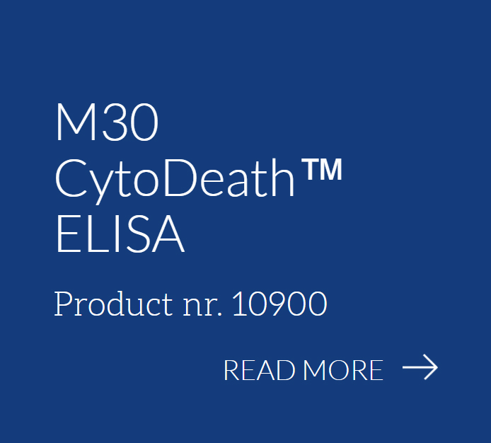 M30 CytoDeath ELISA assay measurement test kit