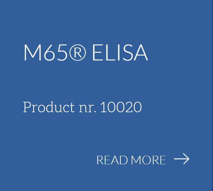 M65 ELISA assay measurement test kit