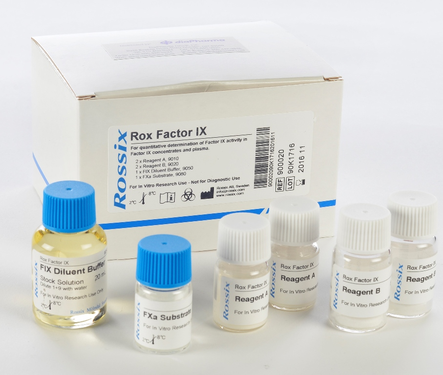 chromogenic factor ix assay